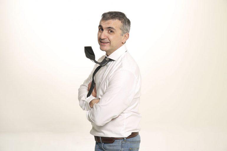 Gabriel Cruz Escritor. Revista Qué Leer