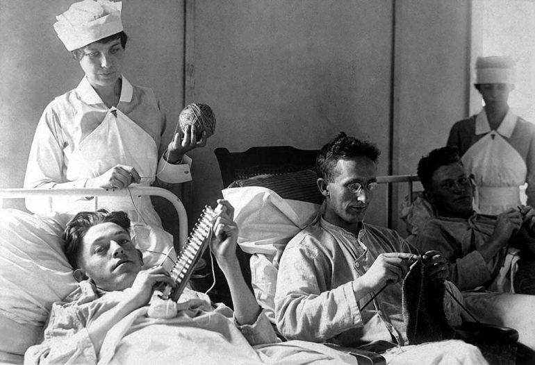 Novelas sobre la primera guerra mundial