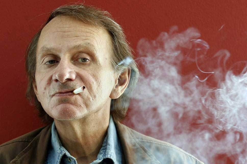 Michel Houellebecq. Serotonina