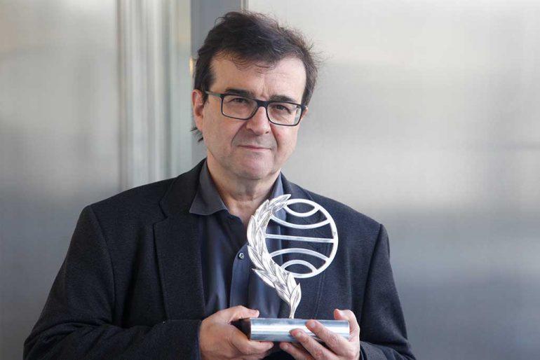 Javier Cercas, premio planeta 2019